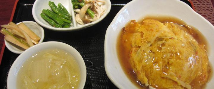 天津丼定食